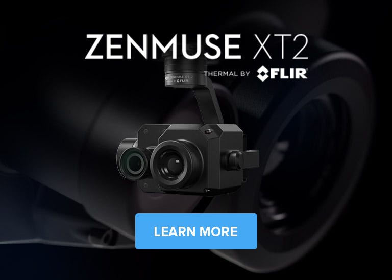 Shop DJI Zenmuse XT2