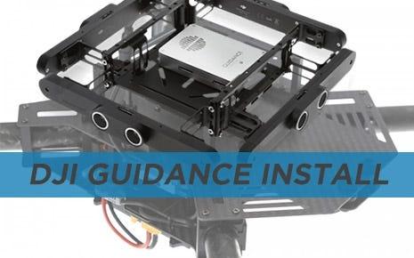 dji guidance install