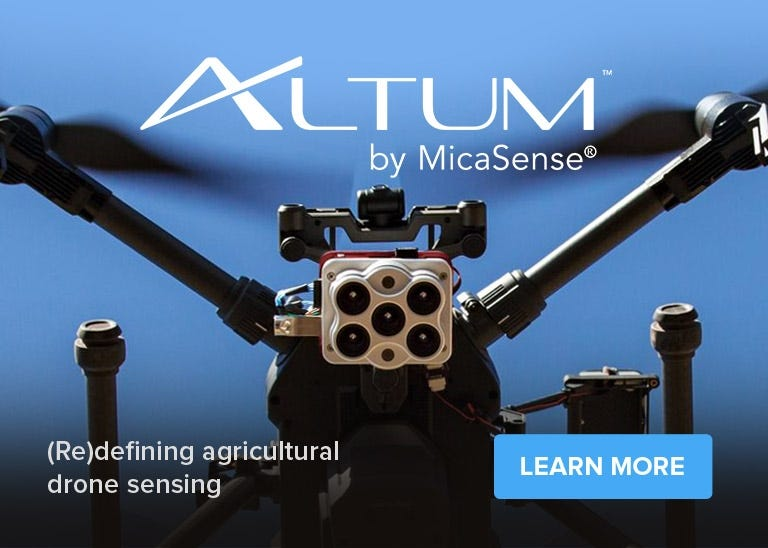 Shop MicaSense Altum Sensor & Drone Packages