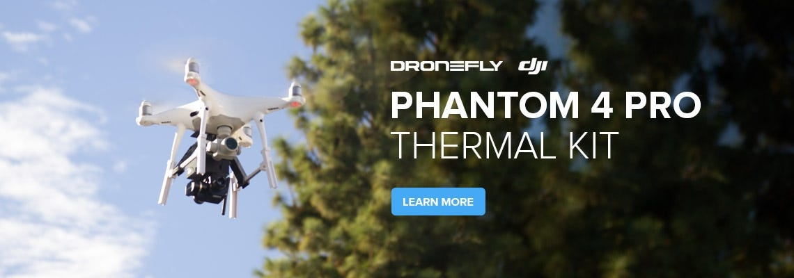 Phantom 4 Pro Thermal Kit