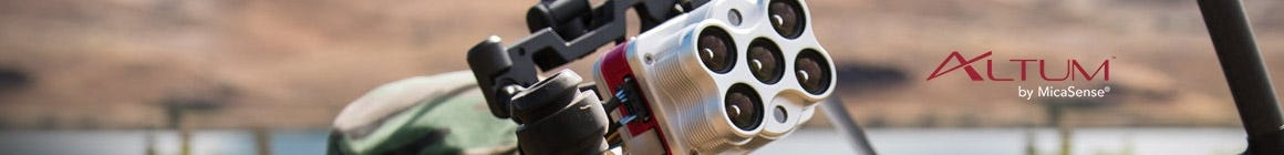 Shop NDVI/NDRE Drone Cameras
