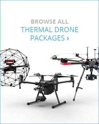 View All Thermal Drone Packages