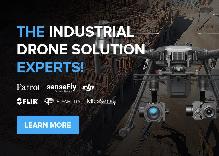 Industrial Drone Experts
