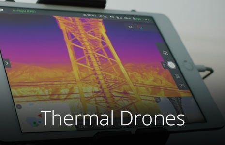 Thermal Drones